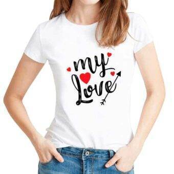 camisetas para mujer en amorecci
