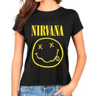 Nirvana polo para mujer